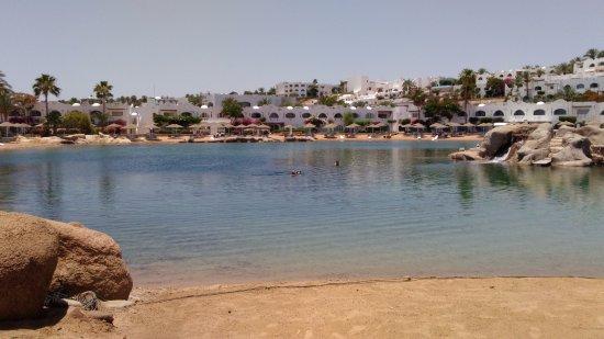 Domina Coral Bay Prestige Hotel : Il Lago Salato