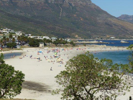 Camp's Bay Beach: Plage de Camps Bay