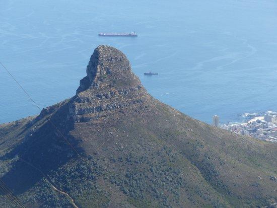 Kapsztad — centrum, Republika Południowej Afryki: Lion's Head