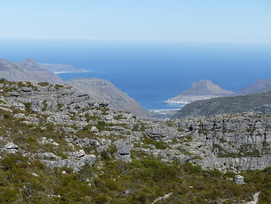 Kapsztad — centrum, Republika Południowej Afryki: Sud de la table