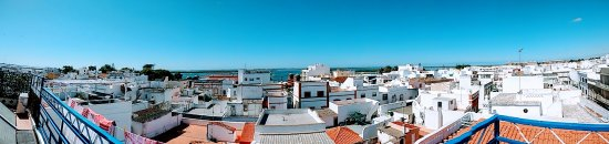 Pension Bicuar Residential: Our roof with a view!