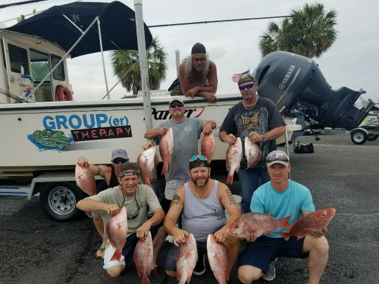 Cedar Key, FL: Grouper Therapy Charters