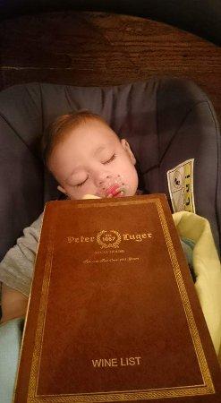 Peter Luger Steak House: FB_IMG_1496911753442_large.jpg
