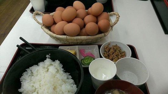 Tako-machi, Japan: ご飯