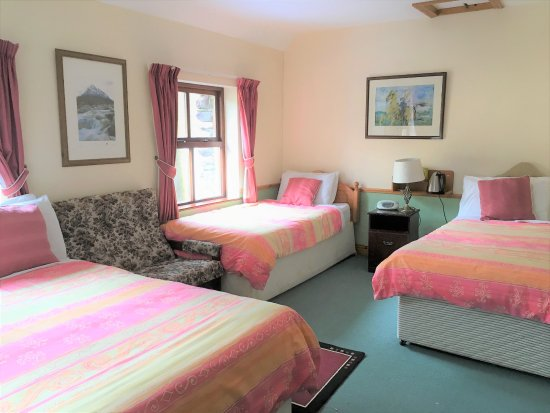 Cloghane, Irlanda: Family Room - Twin bed