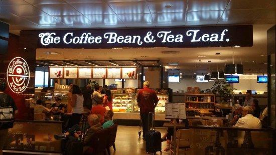 The Coffee Bean And Tea Leaf Singapore Marina Centre Menu Prices Restaurant Reviews Tripadvisor