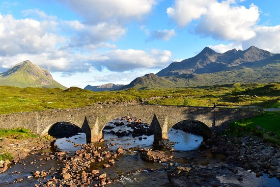 ‪Sligachan Old Bridge‬