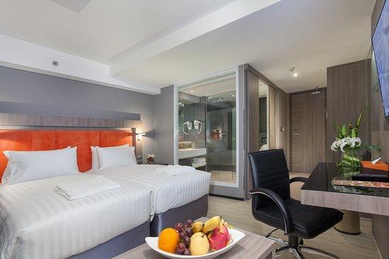 Grand Spa & Massage - Picture of Grand 5 Hotel & Plaza Sukhumvit Bangkok - Tripadvisor