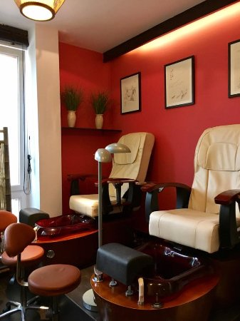 Sosnowiec, Poland: Pedicure Room
