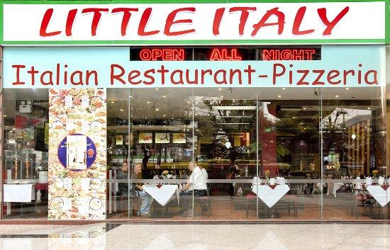 Little Italy Italian Restaurant Open 24 Close To Brt Mrt Asok