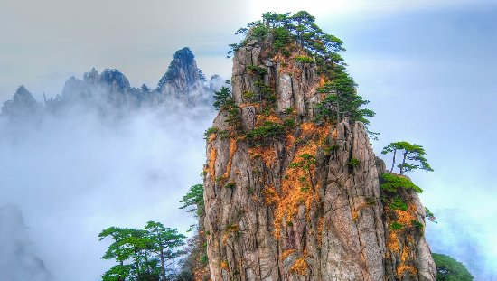 Huangshan, Cina: getlstd_property_photo