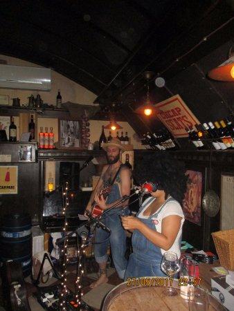 Osteria Can e Gato: decent couple on the night we were in