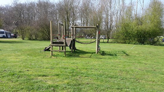 East Harling, UK: Main Play Area