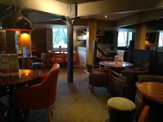 Interior - Picture of Rosebank Beefeater, Falkirk - Tripadvisor