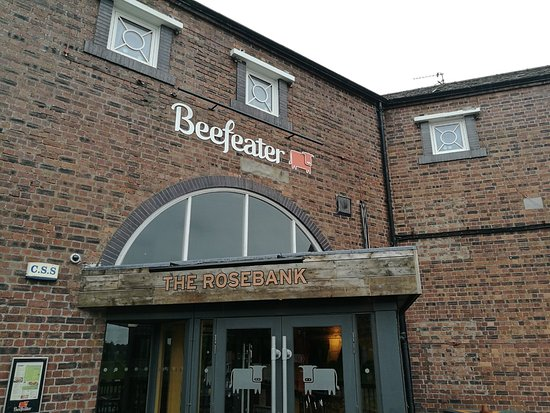 Interior - Picture of The Rosebank Beefeater, Falkirk - Tripadvisor