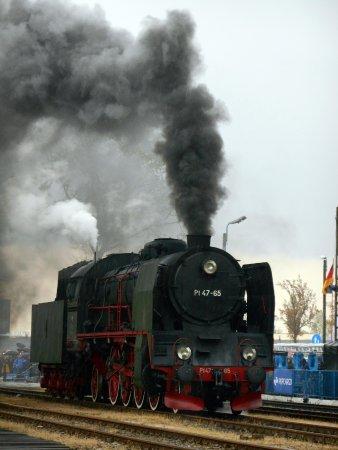 Bahnbetriebswerk Wolsztyn (Parowozownia Wolsztyn): Parowozownia Wolsztyn