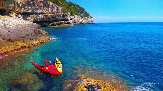 Northern kayak adventures Croatia