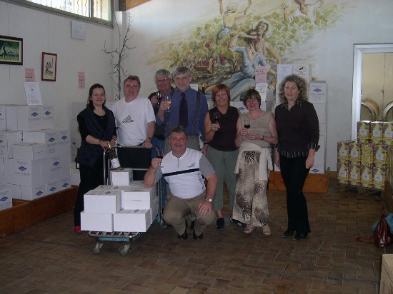 Rochefort du Gard, Frankrijk: Photo lors de ma visite en 2004