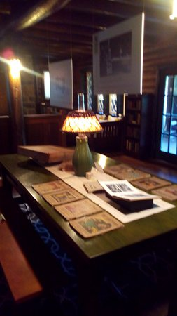 Morris Plains, NJ: Display of old editions Craftman Journals