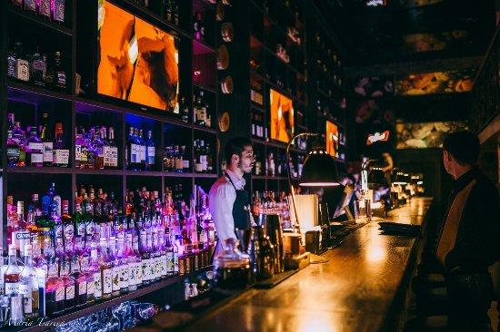 Berezka bar: BerЁzka BAR
