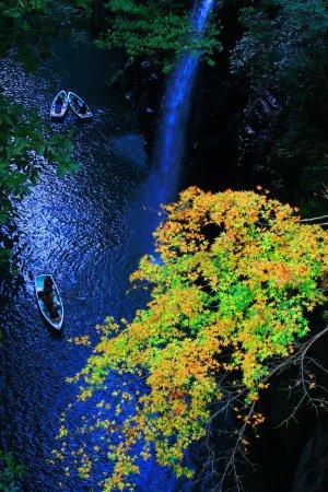 Takachiho-cho, Japan: 高千穂峡