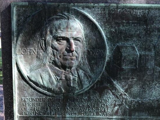 John Dixon founder of the City of Dixon
