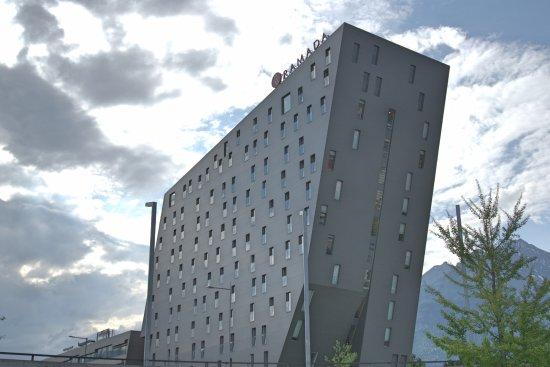 Ramada Innsbruck Tivoli: Modern style