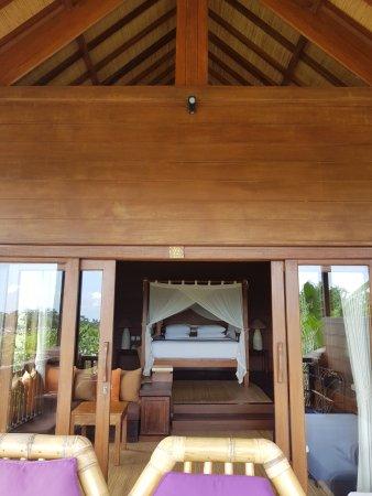 Super Deluxe Wooden Room
