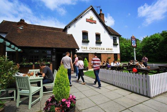 Chineham Arms Basingstoke Restaurant Reviews Phone Number Photos Tripadvisor