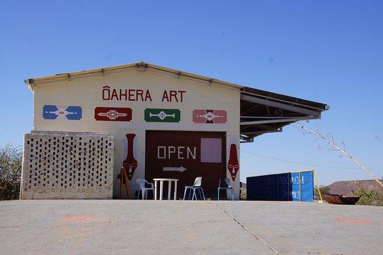 Oa Hera Namib Backpackers & Cultural Centre