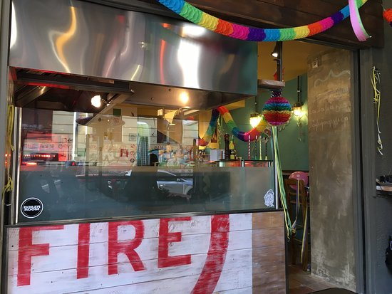Top burgers and kebabs
