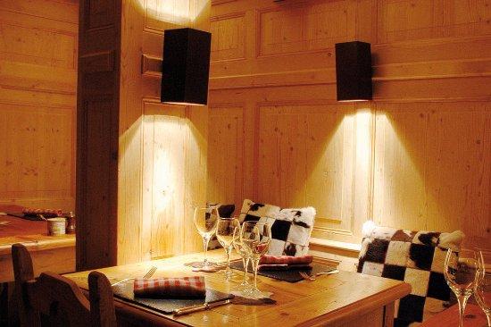 Salle restaurant Alpin