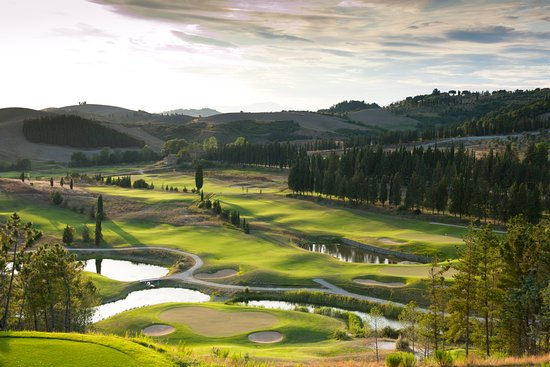 Montaione, Italien: Golf Club Castelfalfi