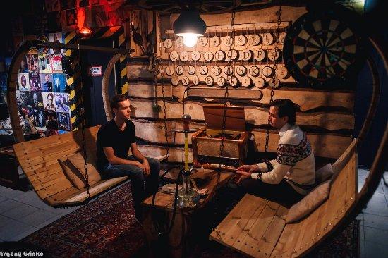 Bukowski Lounge Bar