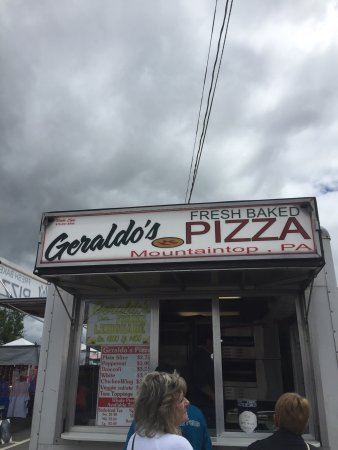 Tamaqua, Pensilvanya: Great Pizza