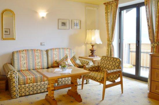 Hotel Karin: Appartement Wohnraum
