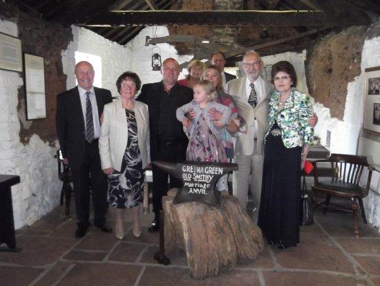 Famous Blacksmiths Shop: The group