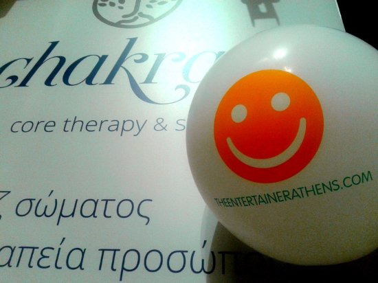 """Voula, Grécia: You will find Chakras Core Therapy spa in ... """"THE ENTERTAINER  ATHENS """""""