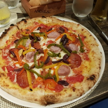 Andreas Italian Restaurant Hua Hin
