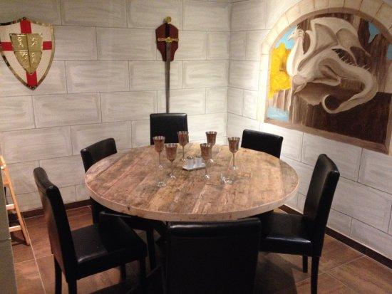 Esprit nature ath restaurantbeoordelingen tripadvisor - Restaurant la table ronde marseille ...