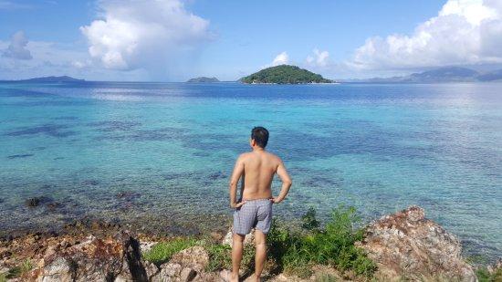 Two Seasons Coron Island Resort & Spa: beachfront