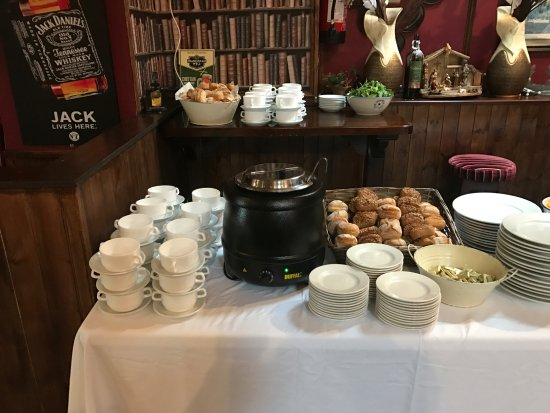 Glin, Irlanda: Buffet Option