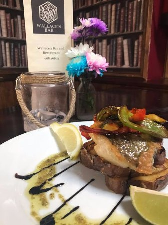 Glin, Irland: Hake Special