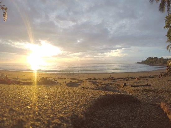 Blue Osa Yoga Retreat and Spa: Blue Osa Beach
