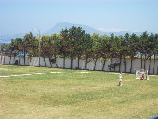 Kiani Beach Resort Homepage