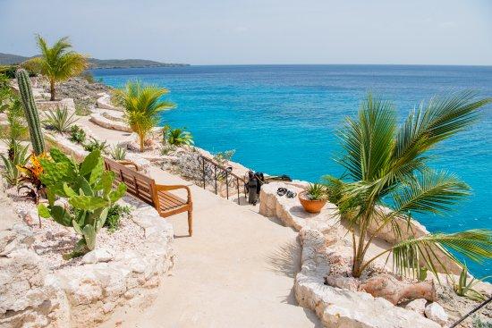 Lagun, Curacao: seaview