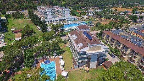 Dosinia Luxury Resort Updated 2017 Hotel Reviews Kemer