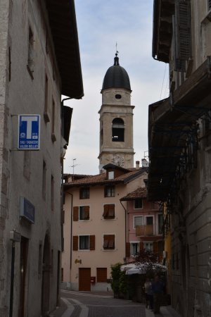 Calliano, Italien: via