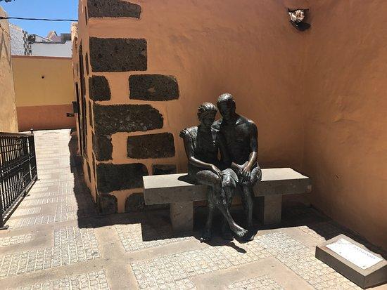 Aguimes, Ισπανία: Los Enamorados