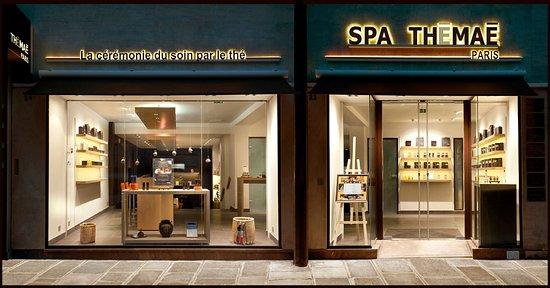 ‪Spa THÉMAÉ Paris‬